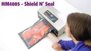 large shield n u0027 seal youtube