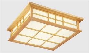 Japanese Ceiling Light Cheap Japanese Ceiling Lights Solid Wood Japanese Style