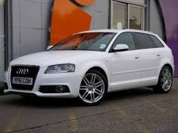 audi a3 2011 2011 audi a3 s line 2 0tdi start stop white 5d for sale in
