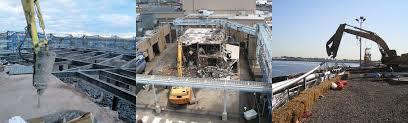 Interior Demolition Contractors Selective Demolition Contractors Demolition Construction