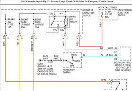 2002 impala wiring diagram wiring diagram and schematic design