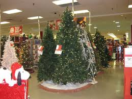 sears artificial trees this year