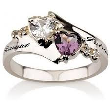 promise rings com images Promise ring with swarovski stones couples price in pakistan jpg