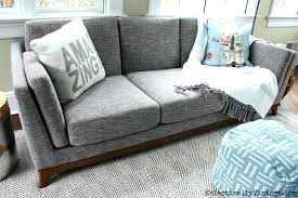 i need a sofa bryght furniture sofa gray article i need this sofa in my life its