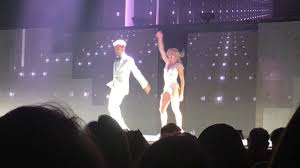 dwts light up the night tour dwts light up the night tour jordan lindsay freestyle act 1