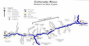 Granby Colorado Map by Cr Dotsero 2 New Castle Jpg