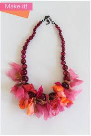 ribbon necklace making images Ribbon tie necklace how to make a ribbon necklace jewelry jpg