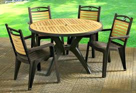 resin patio table with umbrella hole plastic outdoor table with umbrella hole lovely plastic patio table