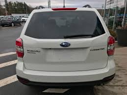 white subaru forester 2015 902 auto sales used 2015 subaru forester for sale in dartmouth