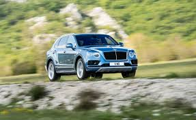 bentayga bentley 2018 bentley bentayga diesel first drive review car and driver