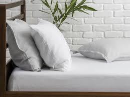 linen pillow shams parachute