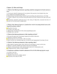 03 sabiston surgery questions 17th ed