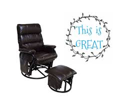 Glider Rocker With Ottoman Shopko Alexander Glider Rocker With Ottoman 129 99 Reg 399 99