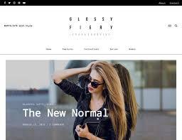 30 best fashion blog u0026 magazine wordpress themes 2017 athemes