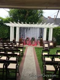 small wedding ceremony small wedding venues southern california wedding officiant