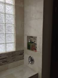 Glass Block Designs For Bathrooms by How To Install A Glass Block Shower Window