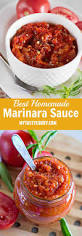 homemade marinara sauce recipe best pasta sauce recipe my
