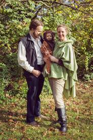 Family Halloween Costume With Baby by Best 25 Star Wars Halloween Costumes Ideas On Pinterest Star