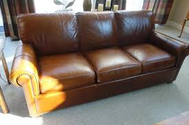 Sofas Made In North Carolina Attractive Tight Back Leather Sofa Leather Furniture From North