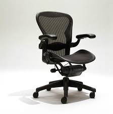 Herman Miller Reception Desk Herman Miller Aeron Mesh Office Desk Chair Medium Size B Fully