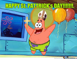 St Patricks Day Memes - happy st patrick s day by kavinbubumitran meme center