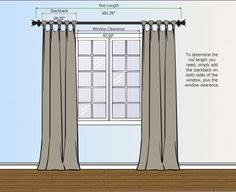 best way to hang curtains hanging curtains free online home decor techhungry us