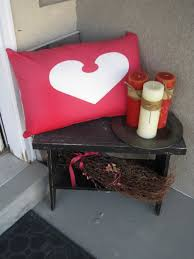 heart decorations home astonishing porch valentine home outdoor design complete ravishing