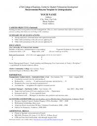 college student resume objective exle personal objectives for resumes college resume objective