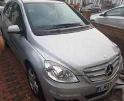 2009 mercedes b class b180 cdi 2 litre diesel manual sunroof 2