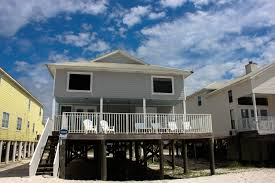 Pet Friendly Beach Houses In Gulf Shores Al by Beach Houses Gulf Shores Part 37 Carpe Diem House Cottage