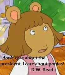 Dw Meme - d w speaks on behalf of bronies arthur know your meme