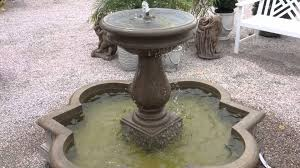 decorative outdoor water fountains ideas pavillion home designs