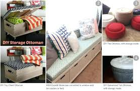 homes made from storage containers incredible diy ottoman how to