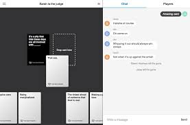 words against humanity cards cards against humanity iphone and android app now works online
