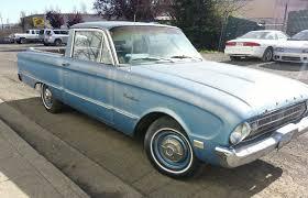 ranchero car pickup car 1961 ford ranchero