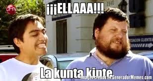 Kunta Kinte Meme - ellaaa la kunta kinte meme de ella imagenes memes generadormemes