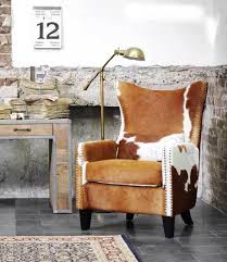 Cowhide Chairs And Ottomans Cowhide Chair Seriously Love Cowhide Is So Soft Under Foot And