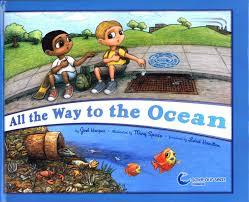 amazon com all the way to the ocean 0689076573832 joel harper