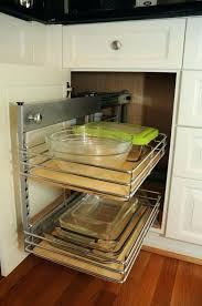 kitchen cabinet organizer ideas corner kitchen cabinet solutions image for corner