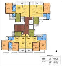 duplex floor plan floor plans kohinoor city at mumbai kohinoor group noida