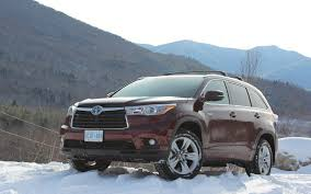 2016 Toyota Highlander Hybrid The Eco Friendly Vehicle For