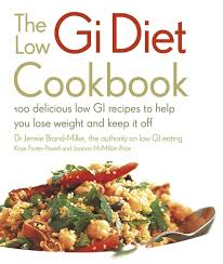 the low gi diet cookbook 100 delicious low gi recipes to help you