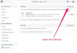 github tutorial key how to set up an ssh key to github devmarketer