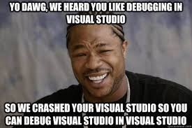 Studio Memes - devrant a fun community for developers to connect over code tech