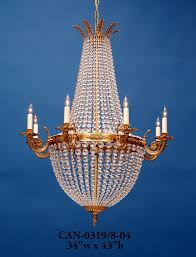 Cristal Chandelier by Crystal Chandeliers Tagged