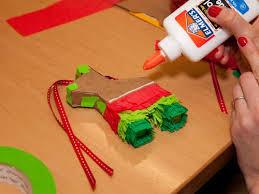 how to make a piñata ornament pinata cookies cinco de mayo and