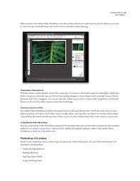tutorial photoshop cs3 videos photoshop cs3 help pdf