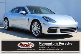 Porsche Panamera In Houston Tx