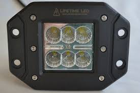 flush mount trailer lights flush mount led lights 3 inch flush mount led 30 watt flush