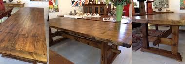 Custom Made Dining Tables - Custom kitchen tables